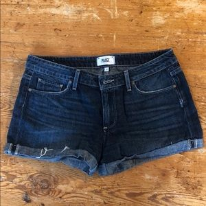 Paige denim jimmy jimmy short